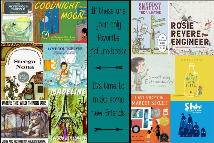new-picture-books